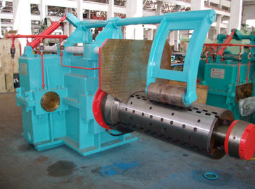 Hydraulic Tension Reel , Winding Copper Strip Double Heads Coiler Reel
