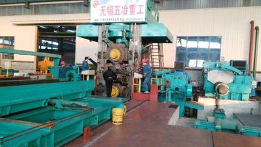 8000KN Automatic Temper Rolling Mill 1450mm AGC Screw Down Dry Type